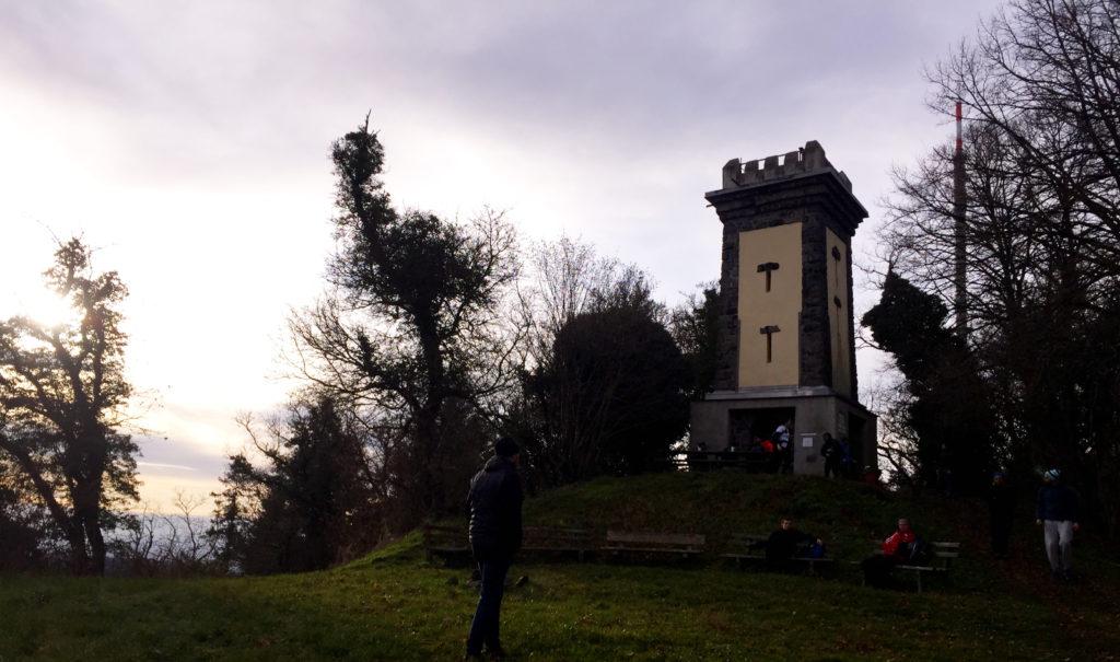 Neunlindenturm, Kaiserstuhl, Totenkopf, höchster Punkt,