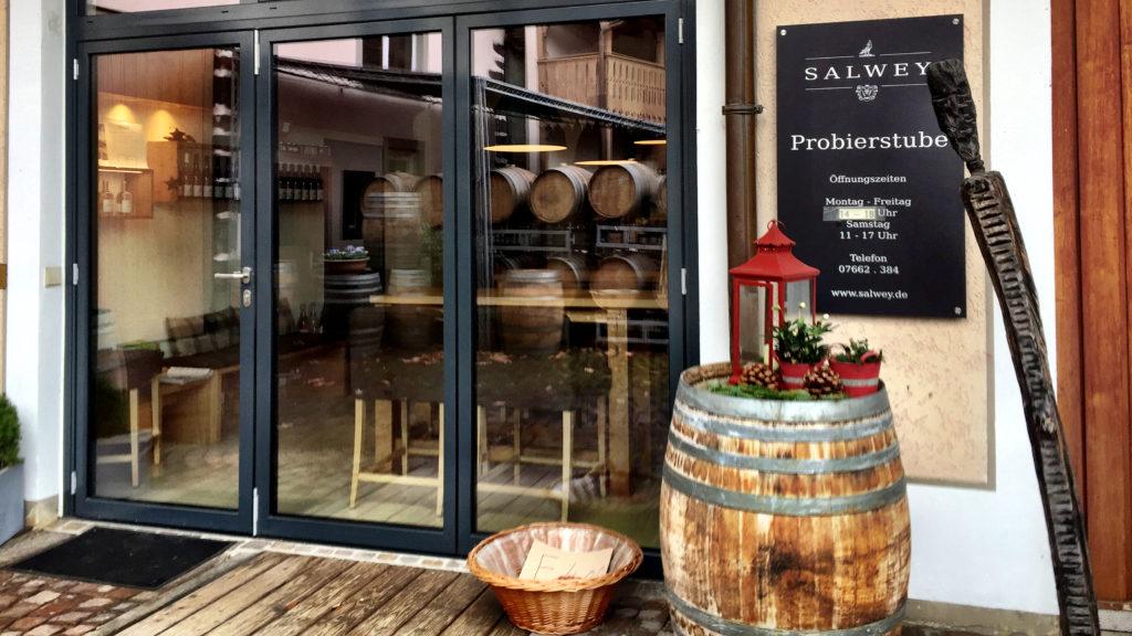 Probierstube, Salwey, VDP Wein,