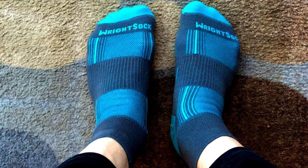 Wright Socks, doppellagige Socken, neue Socken,