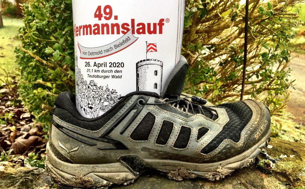Walkingschuh, Hermannslauf, Es geht weiter '20