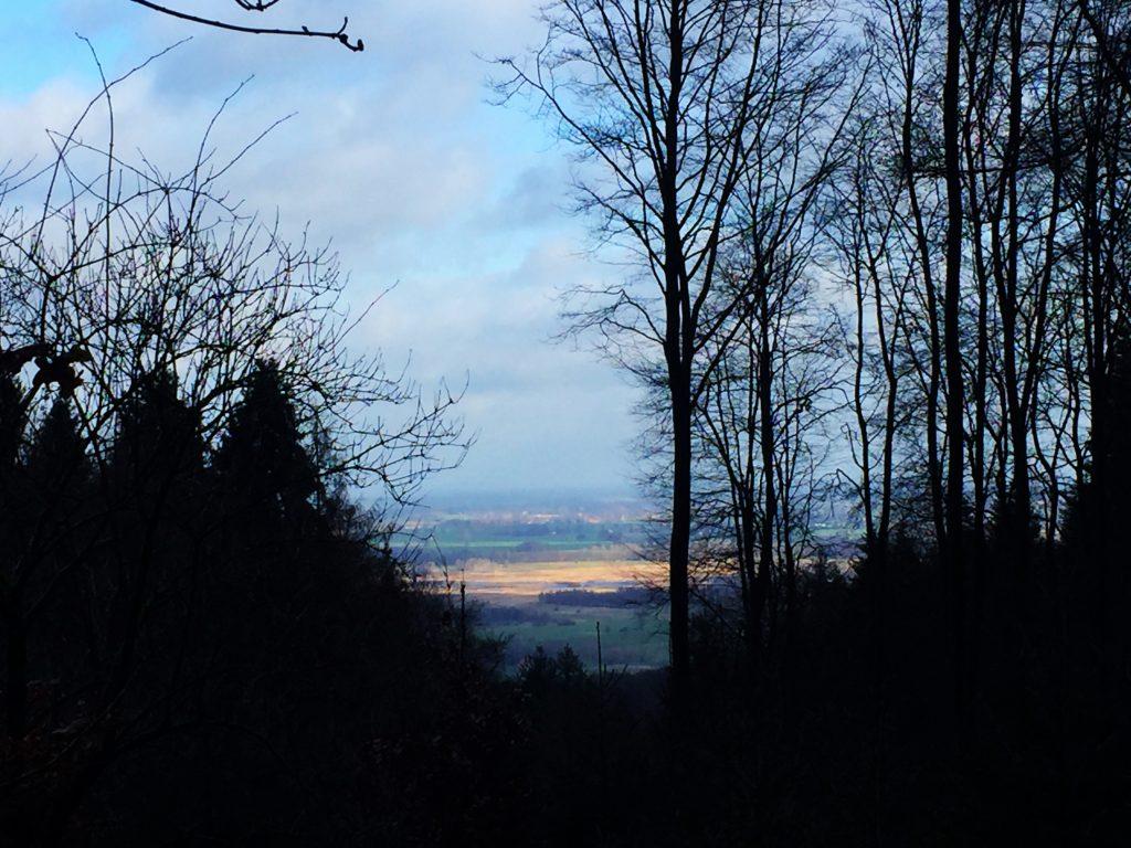 Aussicht, Wiehengebirge,